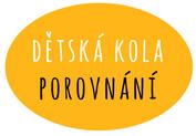 Dětská kola - porovnání na Neobycejne.cz