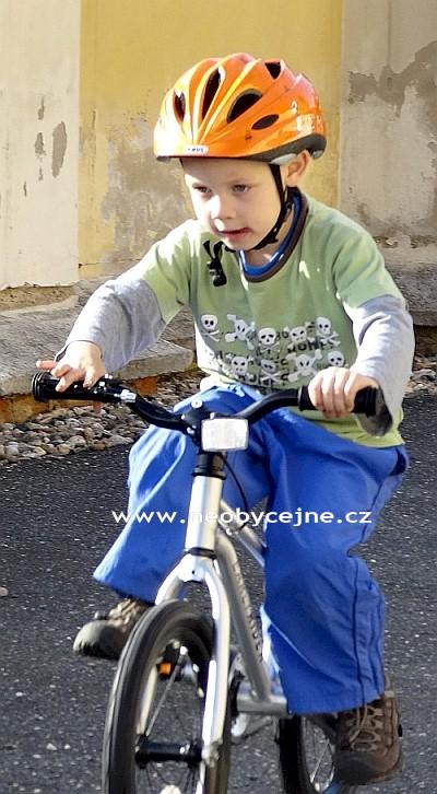Für den Bike-Nachwuchs: Kinder-Fahrrad Early Rider Belter bei
