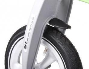 odrážedlo First bike lim. edice a racing - pneumatika