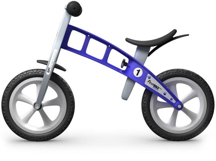 odrážedlo First bike street PU (basic)