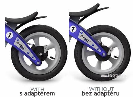 adaptrér na odrážedlo First bike