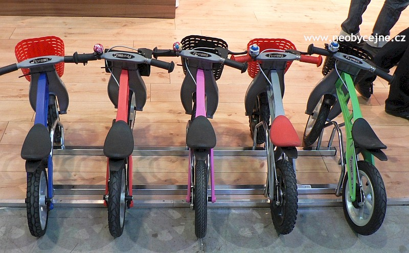 odrážedla First bike