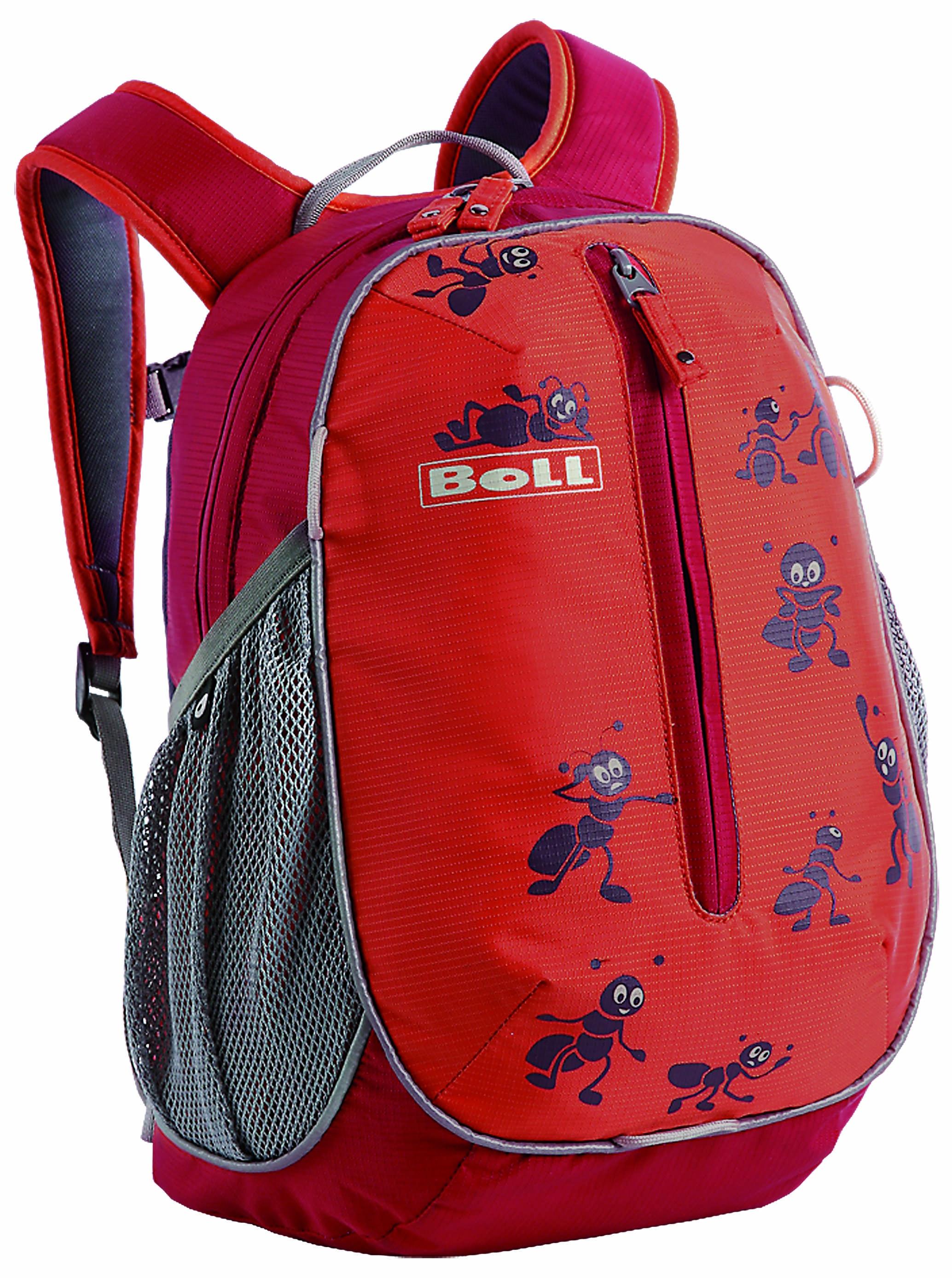 dětský batoh Boll Roo true red