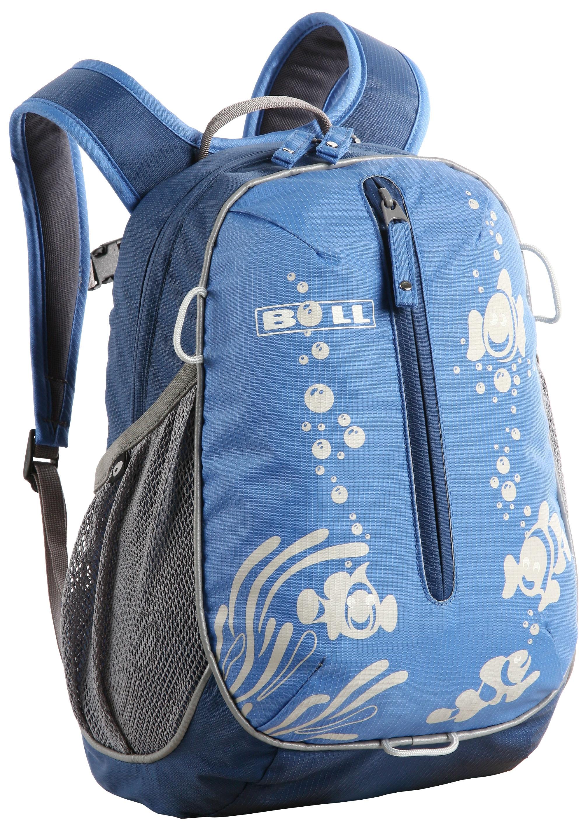 dětský batoh Boll Roo azure