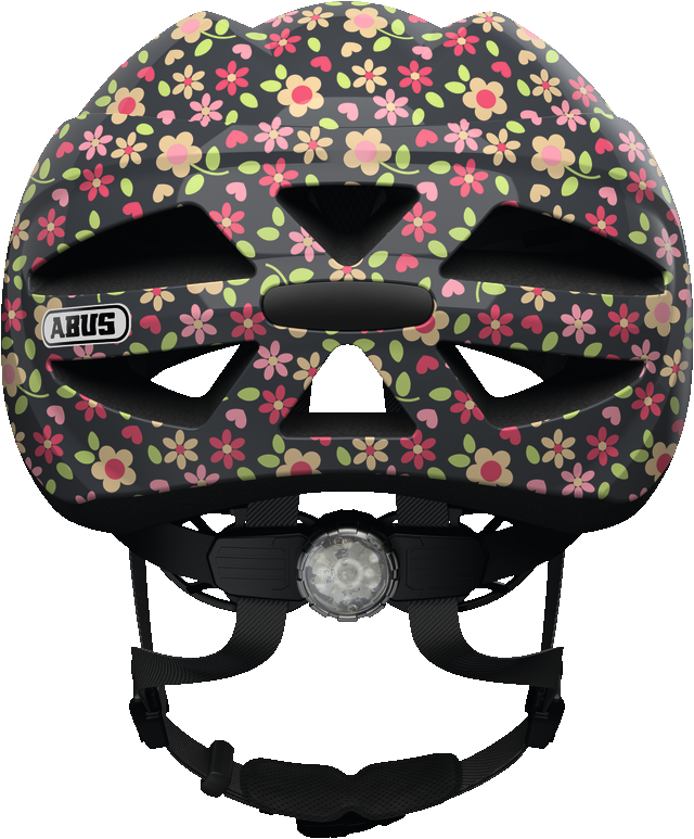 Helma Abus Hubble - retro flowers M