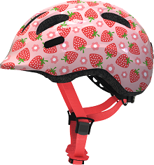 Helma Abus Smiley 2.1  - rose strawberry S (44,5-48 cm)