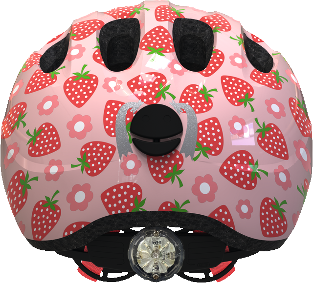 Helma Abus Smiley 2.1  - rose strawberry  M