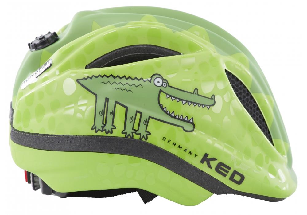 Helma Ked Meggy Trend Green Croco -  S/M