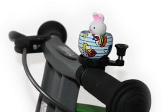 zvonek pro First bike